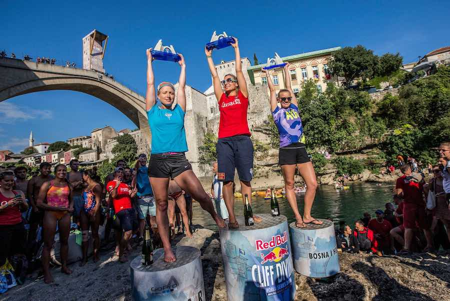 Red Bull Cliff Diving 2016 - 4