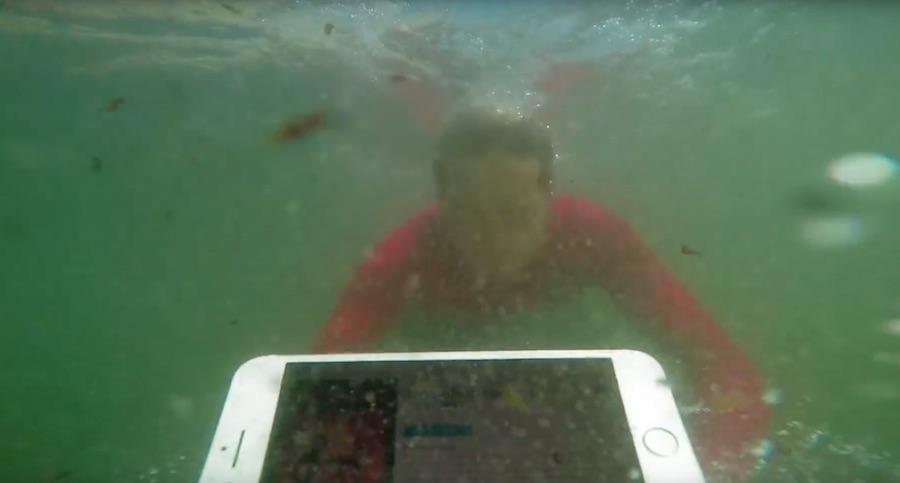 iPhone 7 resistencia al agua