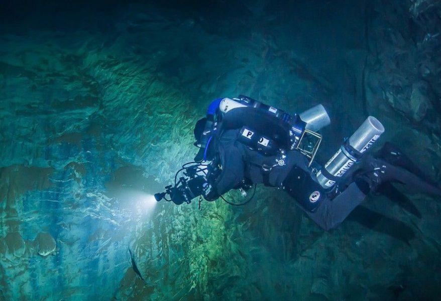peligros en el mar submarinismo