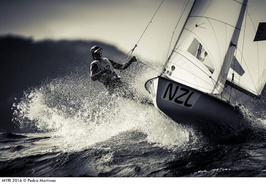 Yacht Racing Image fotografía nautica-pedro-martinez-2016