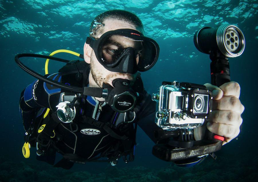 camara de fotografia subacuatica 3