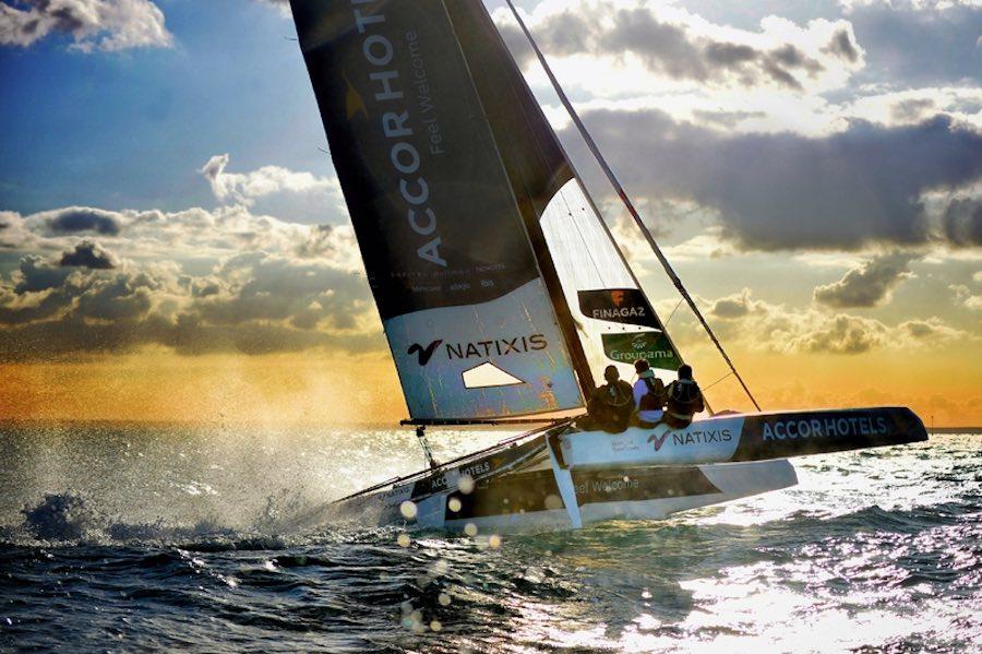 Yacht Racing Image christophe_huchet