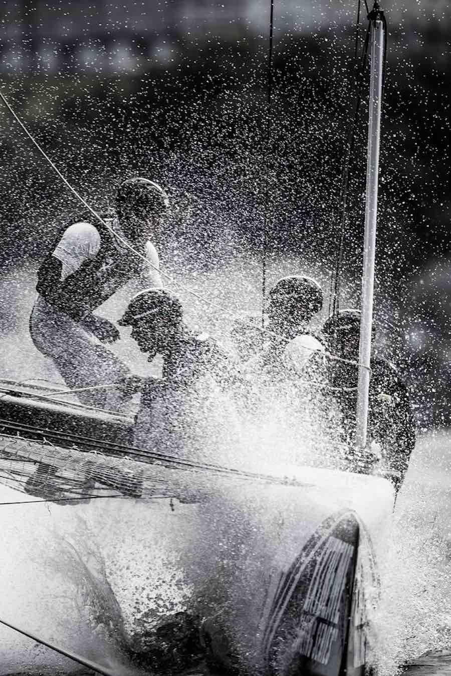 Extreme Sailing Series 2016 1