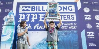 John John Florence - Vans Triple Crown 2016 -1