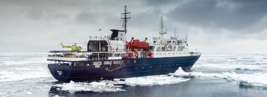 Mar de Kara y Amundsen 1