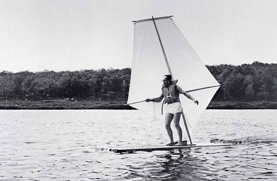 Newman Darby - Windsurf 1