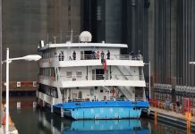 Ascensor para barcos