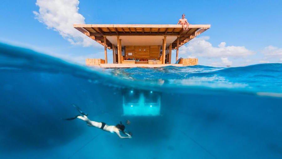 Habitación submarina