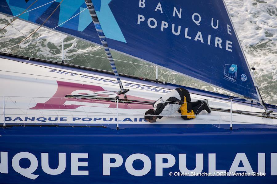 Vendée Globe 2016 - Ganador 1