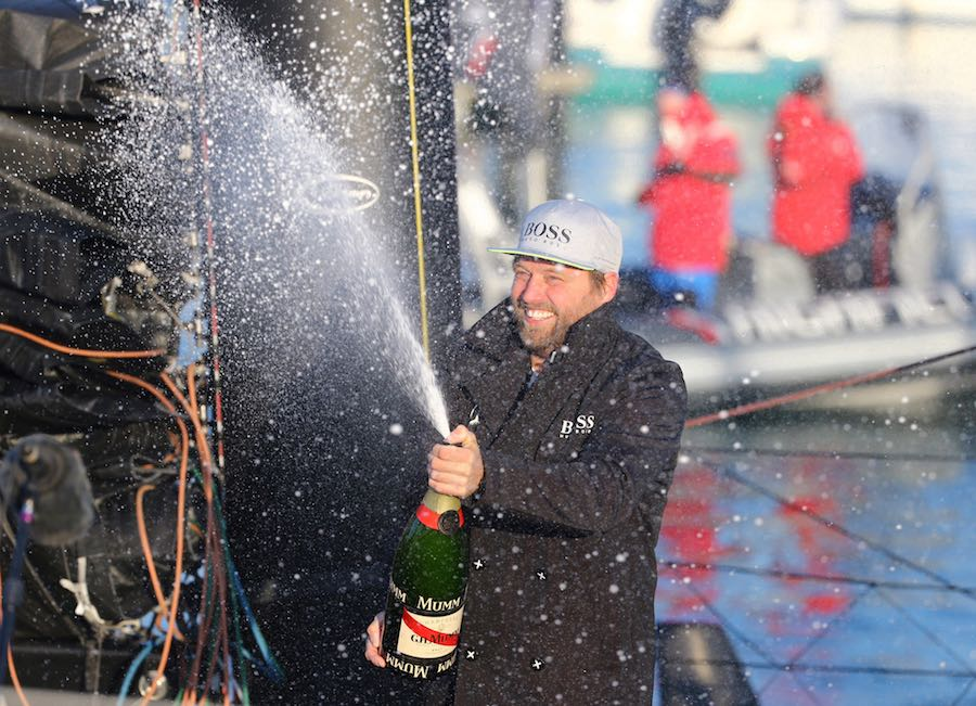 Vendée Globe - Alex Thomson