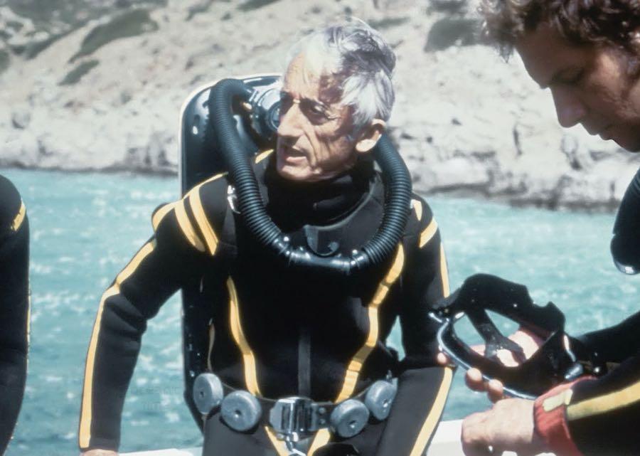 Hans Hass vs Jacques Cousteau