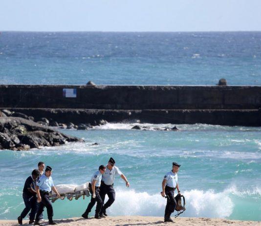 Ataque Tiburón Isla Reunión 1