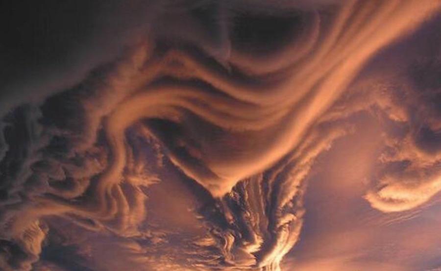 Nubes asperitas