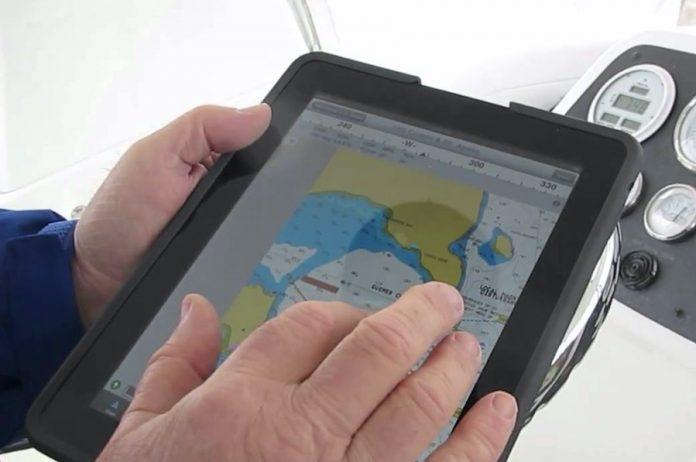 Barco hundido por un iPad