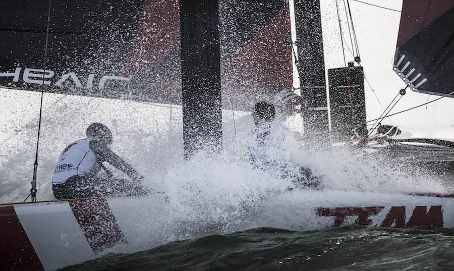 Extreme Sailing Series 2017 Oman