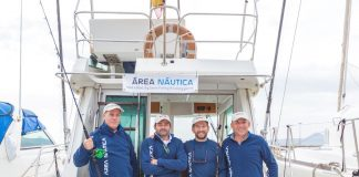 Mundial Pesca de Altura 2016 - Equipo Daniel Maestre
