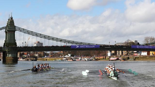 Previa de la regata Oxford Vs Cambridge