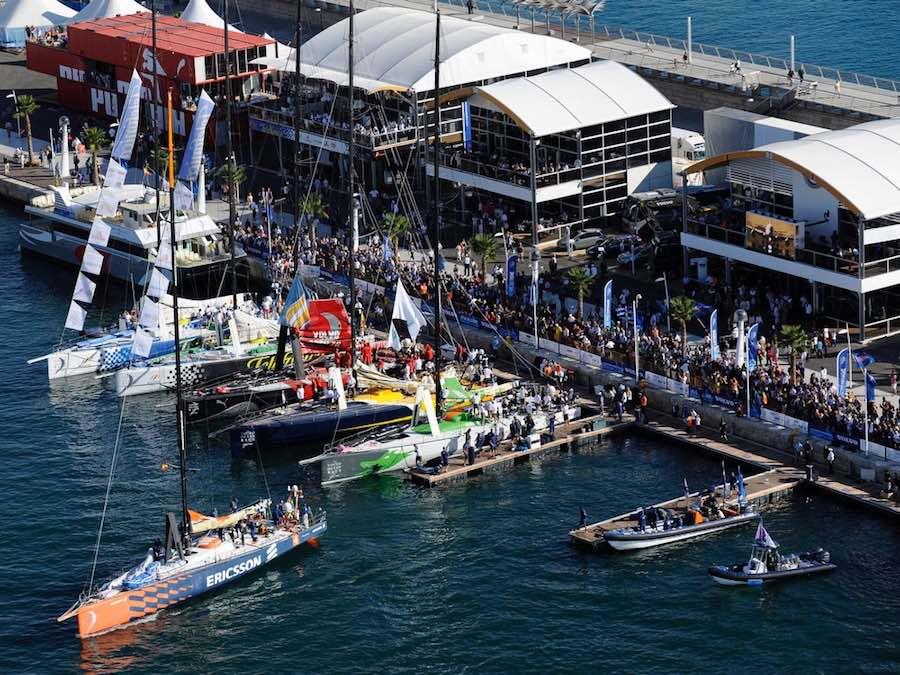Volvo Ocean Race 2017 - Transparencia 1