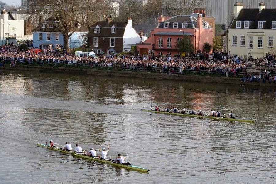 regata Oxford Vs Cambridge 2017