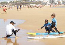 Surf y Playas