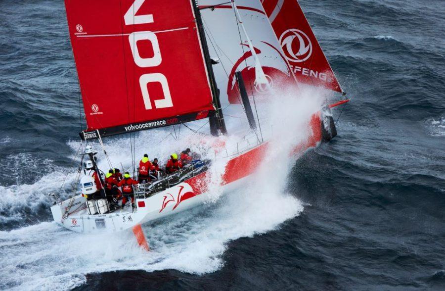 Volvo Ocean Race de vela