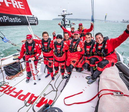 Volvo Ocean Race leg zero