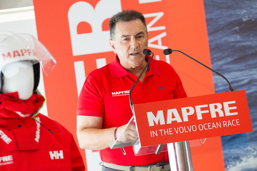 Mapfre - Volvo Ocean Race - 1