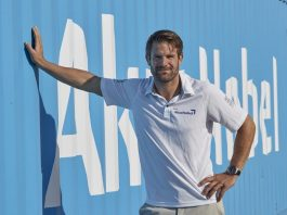 Volvo Ocean Race Akzonobel