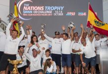 Nation Trophy - Vela