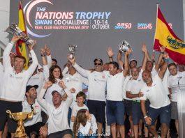 Nation Trophy - Vela
