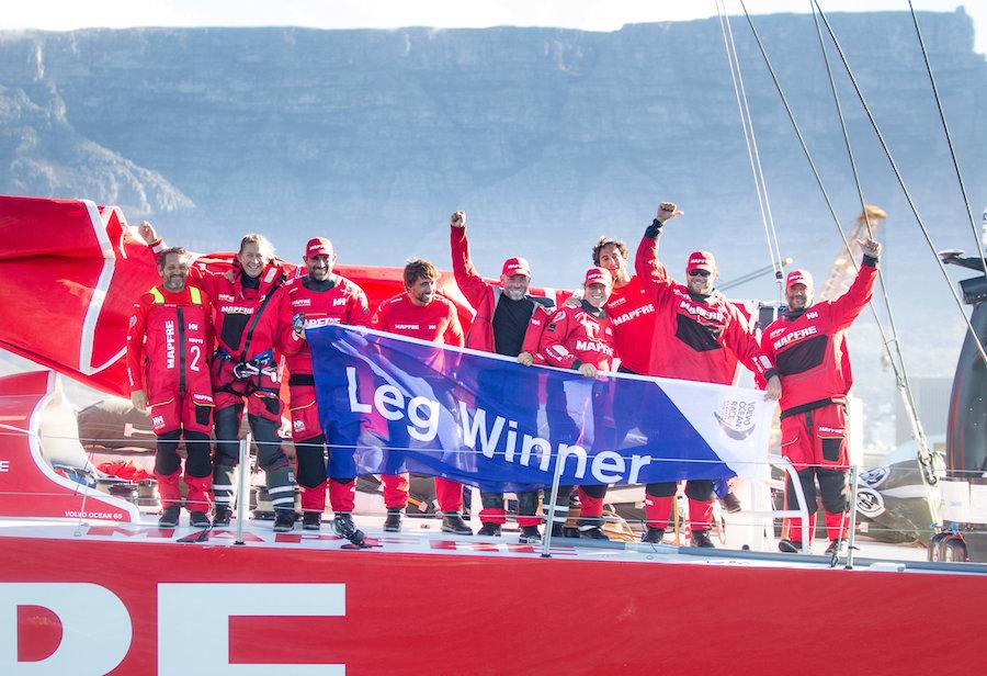 MAPFRE - Volvo Ocean Race 3