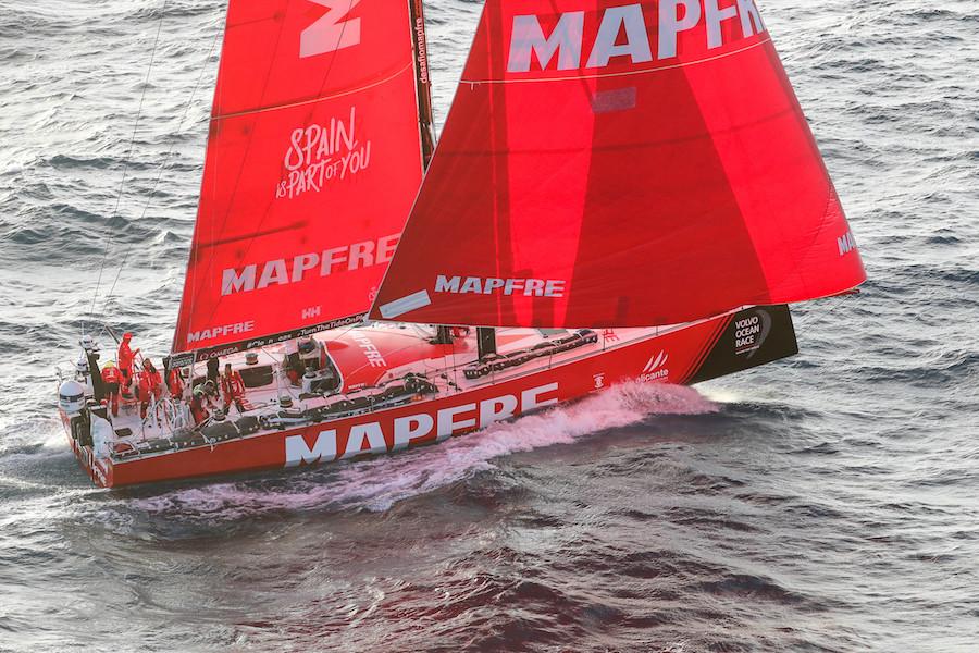 Mapfre Volvo Ocean Race Melbourne 1