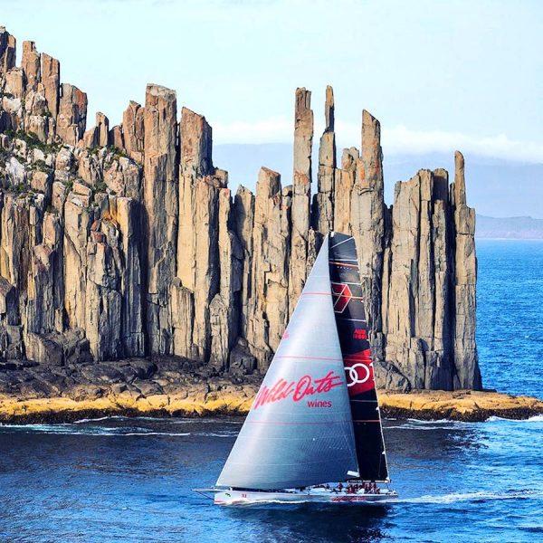 Rolex Sydney Hobart - Wild Oats XI -1 - Supermaxis