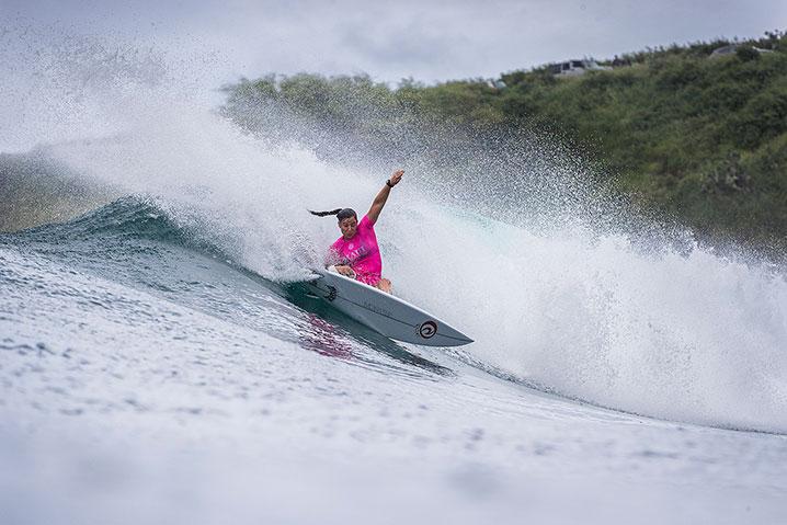 Tyler Wright - World Surf League  2017