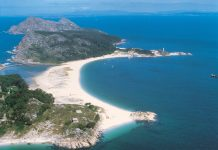 Bucear en las Islas Cies