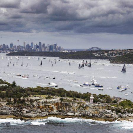 Rolex Sydney Hobart 2020