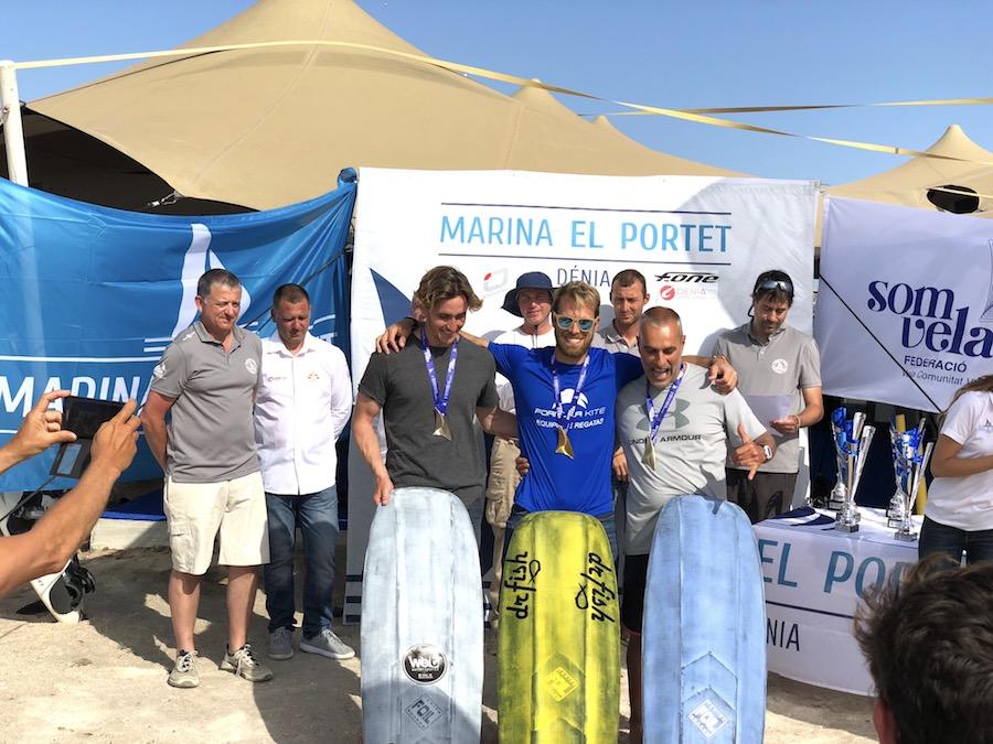 Formula Kite Spain Series Denia