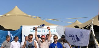 Formula Kite Spain Series Denia