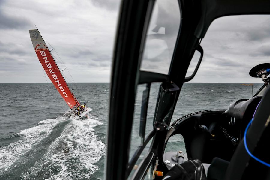 Dongfeng Volvo Ocean Race 1
