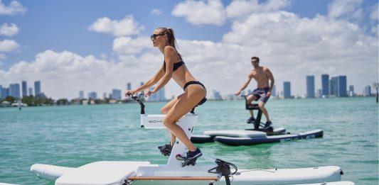 Water Bikes o bicicletas náuticas