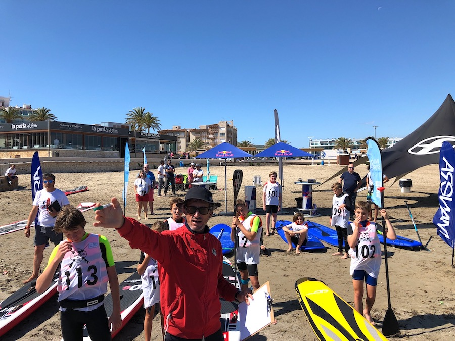 SUP Talent Spain Series 2019 - Javea - 1