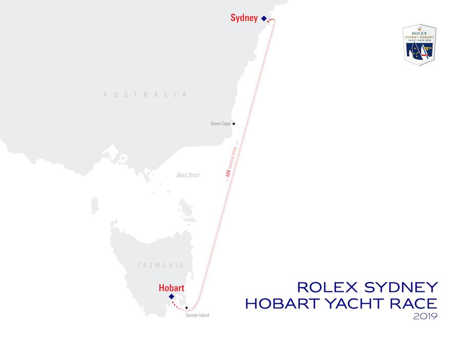 Rolex Sydney Hobart 2019 - 1
