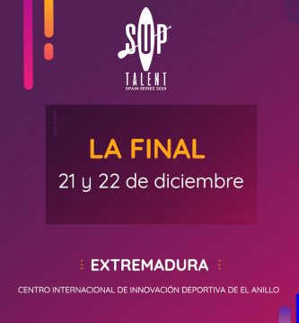 SUP Talent Spain Series 2019