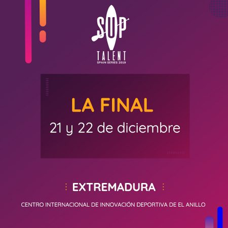 SUP Talent Spain Series 2019
