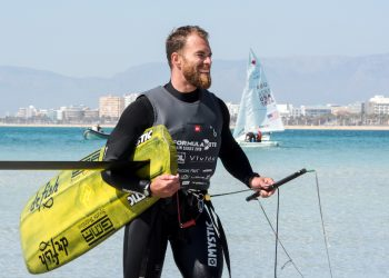 Alejandro Climent - Formula Kite Spain Series 1