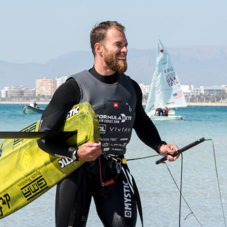 Alejandro Climent - Formula Kite Spain Series 1