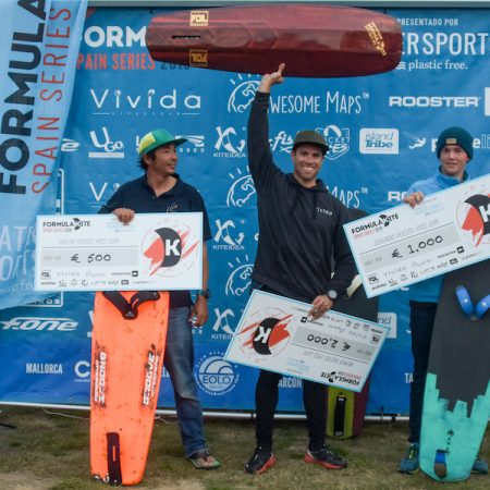 Alejandro Climent - FKSS - Formula Kite Spain Series 5