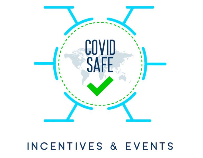 LOGO COVID SAFE INCENTIVES EVENTS Post