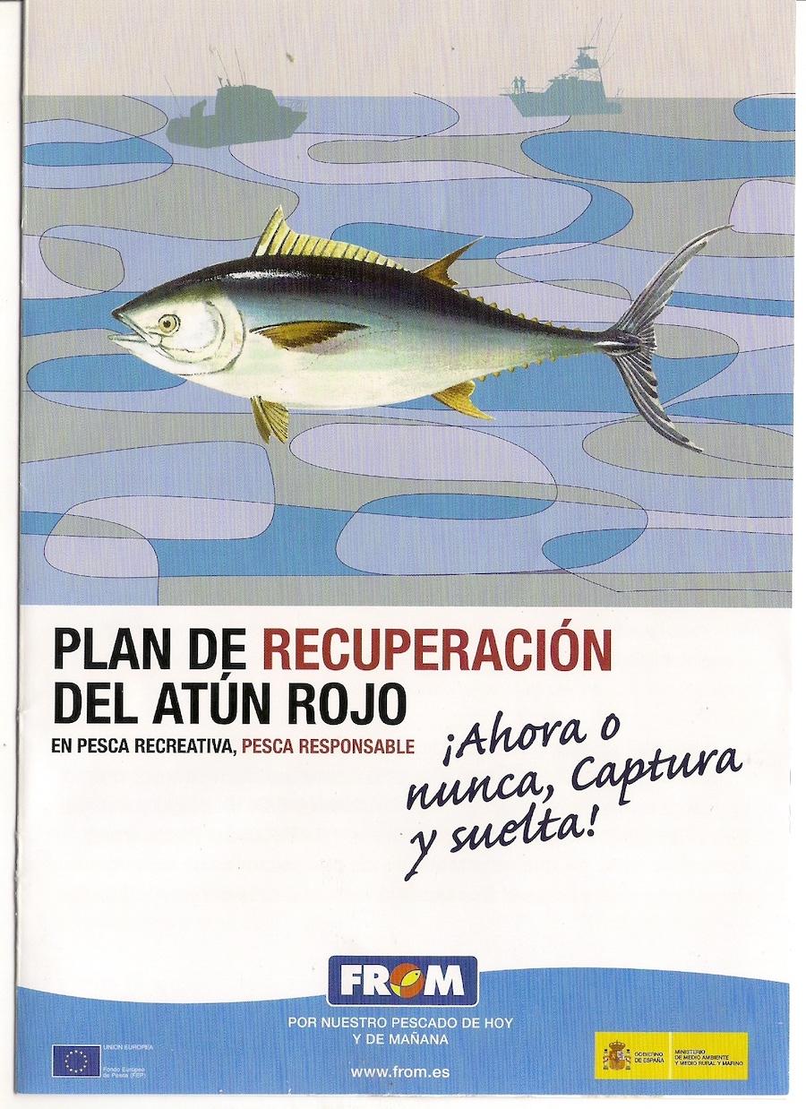 Campaña Salvemos Atún Rojo