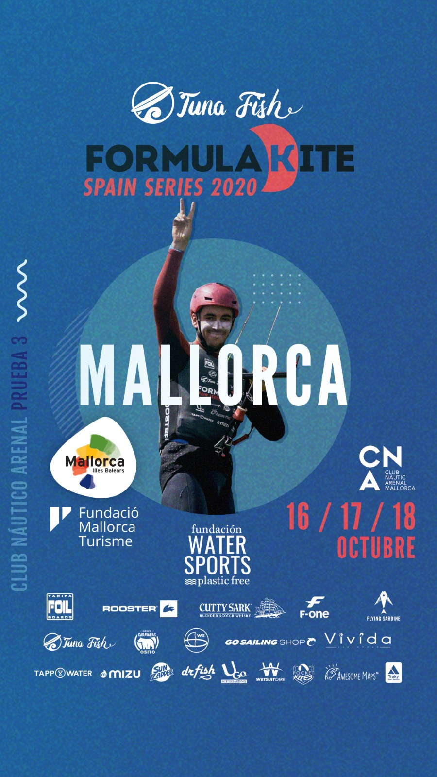 Póster Tuna Fish FKSS 2020 Mallorca